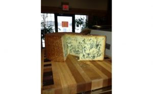 Hickory Smoked Imported Blue Cheese